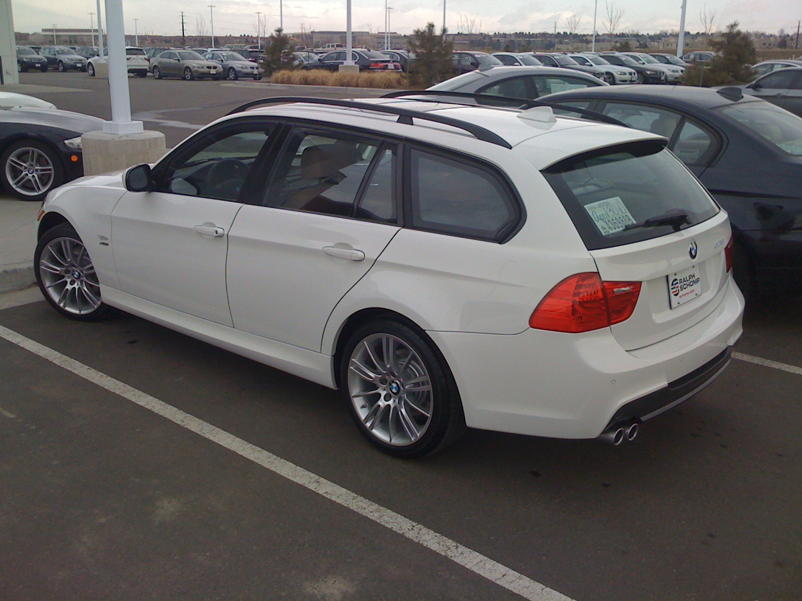Any Touring E91 S That Look Hot